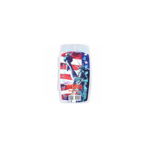 Chisel Nail Art - America Collection - 16