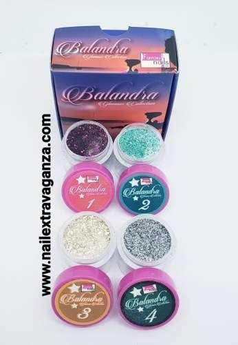 A00 Balandra Acrylic Collection from Fantasy Nails - Nail Extravanganza