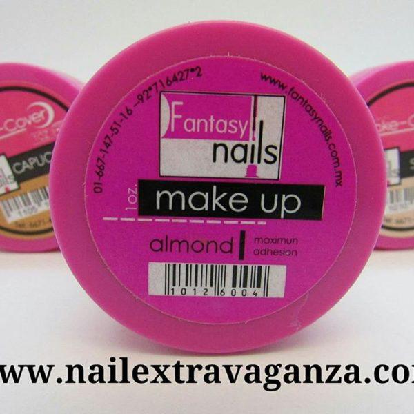 makeup almond