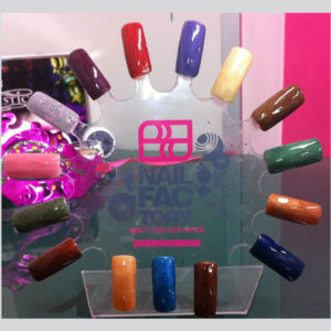 Nail Factory Acrylic MAJESTIC Collection (15 acrylics)