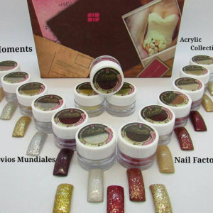 Nail Factory Acrylic Moments Collection (15 acrylics)