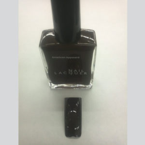 Nail-Polish-15ml-(Dark-Brown)-America-Apparel