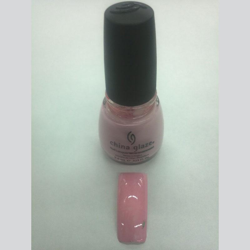Baby Pink Nail Polish India: Nail Polish (Baby Pink) 9.6ml, China Glaze