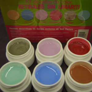 Builder Gel (Different Color)