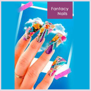 FANTASY NAILS de Mexico