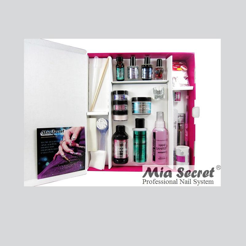 mia secret nails professional acrylic kit - Nail Extravaganza