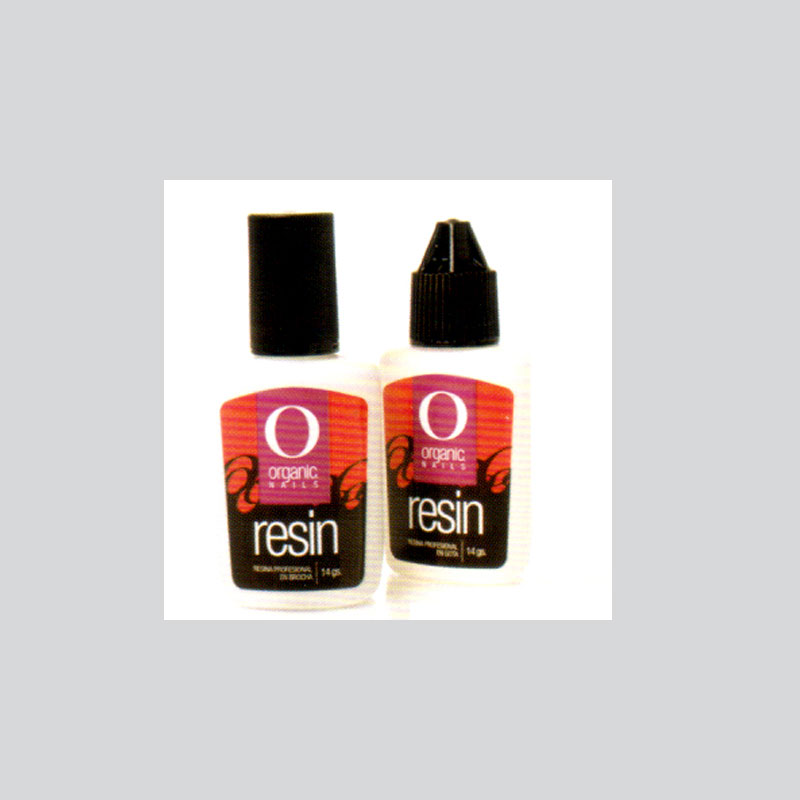 Organic Nails Resina 1/2 Oz (15ml) - Nail Extravaganza