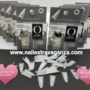 Organic Nail Tips