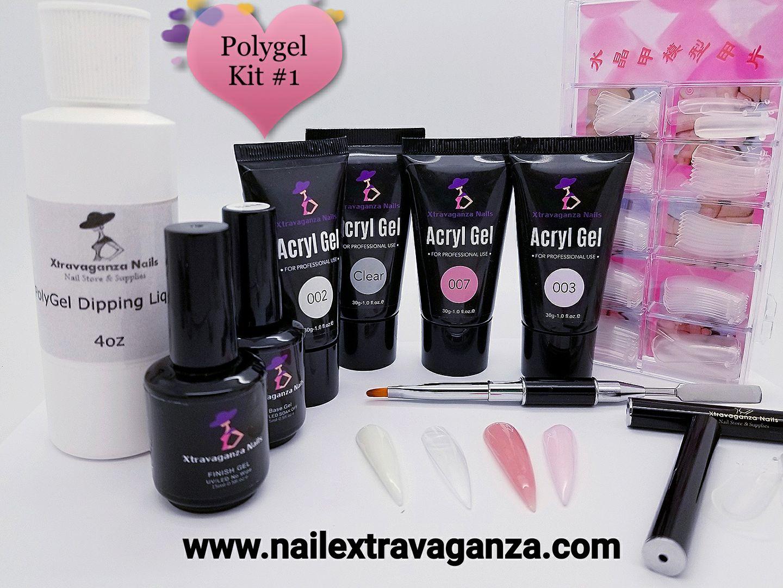 Polygel Kit #1