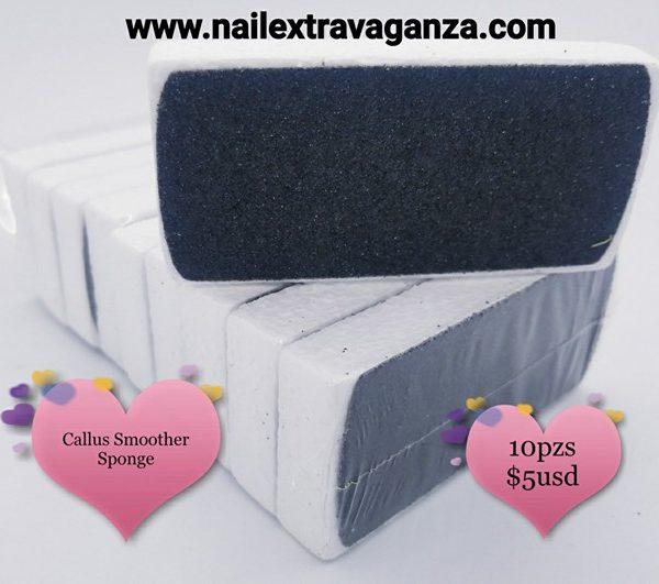 black sponge