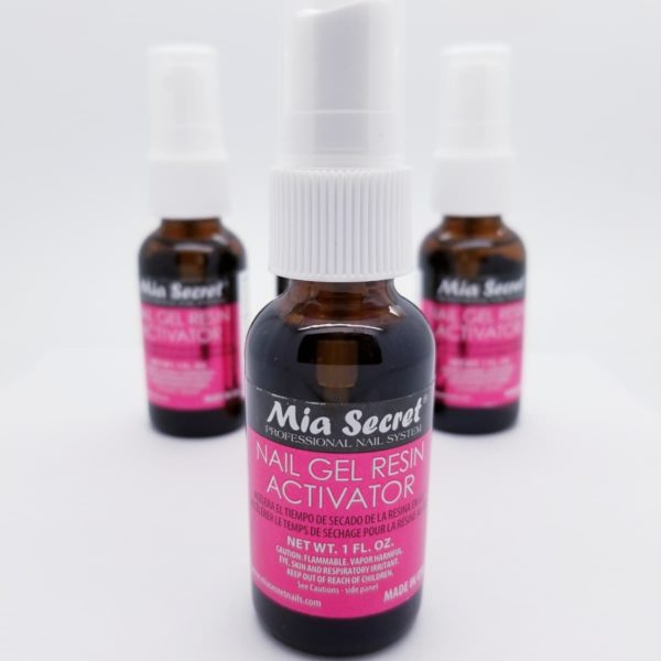 0) Mia Secret Nails Gel Activator 2oz - Nail Extravaganza