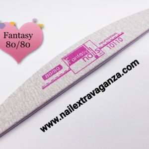 Fantasy Sanding File 80/80 Grit (Lima 80/80) 1pc