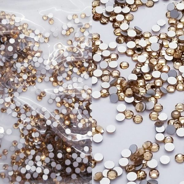Honey Gold Crystal