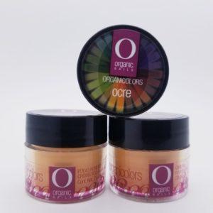 Organic color Ocre