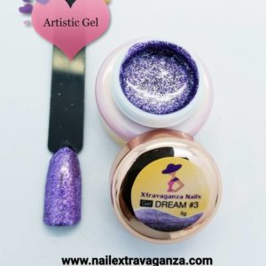 Xtravaganza Nails Gel Dream #3