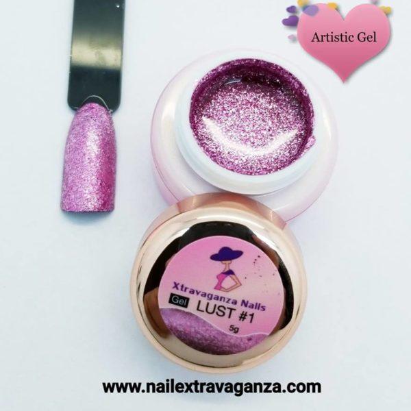 Xtravaganza Nails Gel Lust #1