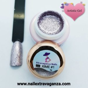 Xtravaganza Nails Gel Xime #1