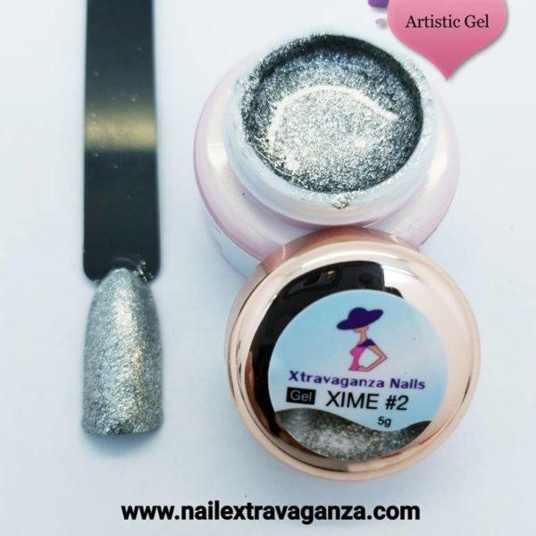 Xtravaganza Nails Gel Xime #2