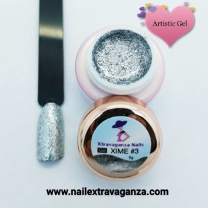 Xtravaganza Nails Gel Xime #3