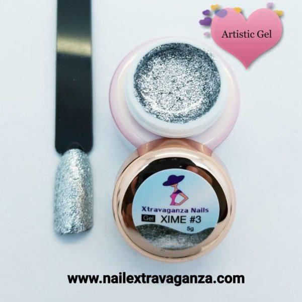 Xtravaganza Nails Gel Xime #3