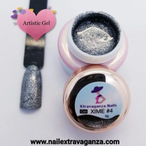 Xtravaganza Nails Gel Xime #4