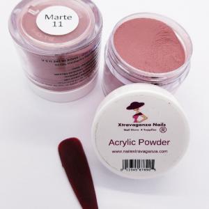 #11 Acrylic Powder 1oz jar Extravaganza Marte