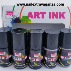 Alcohol Ink Clear Colors