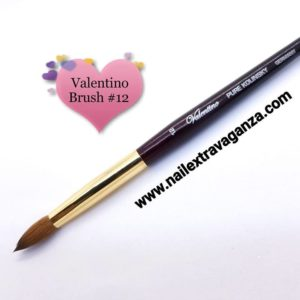 Brush Kolinsky Valentino Brand #12