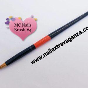 Brush MC Nails #4