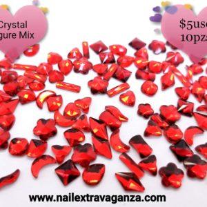 Crystal Figure Mix