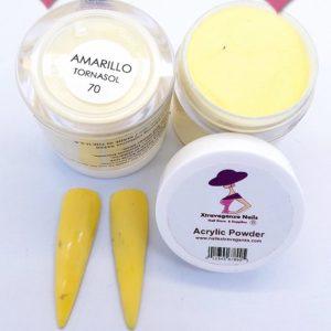 new amarillo tornasol