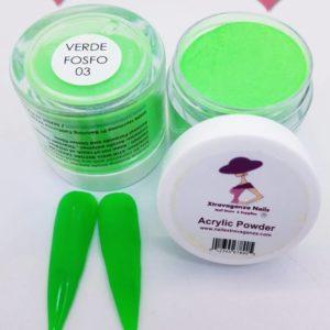 new verde fosfo