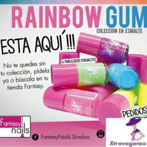 #0 Gama Bubble Gum (6 different colors) 15ml each