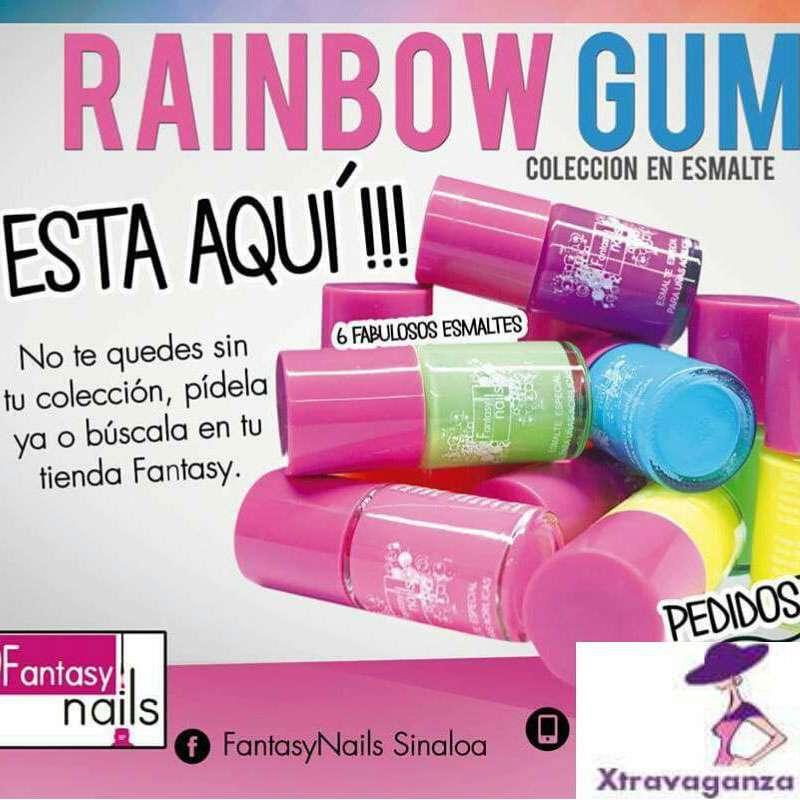 #0 Gama Bubble Gum (6 different colors) 15ml each