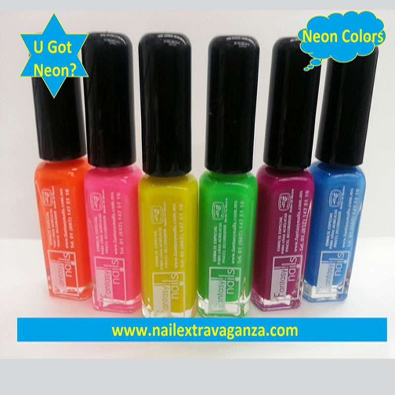 #0 Liners Neon Colors Base