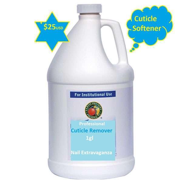 1 Gallon Cuticle Softener Treatment (3.78 litter)