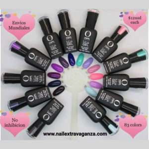 Organic Gel Colors (choose your number) 10 to 21