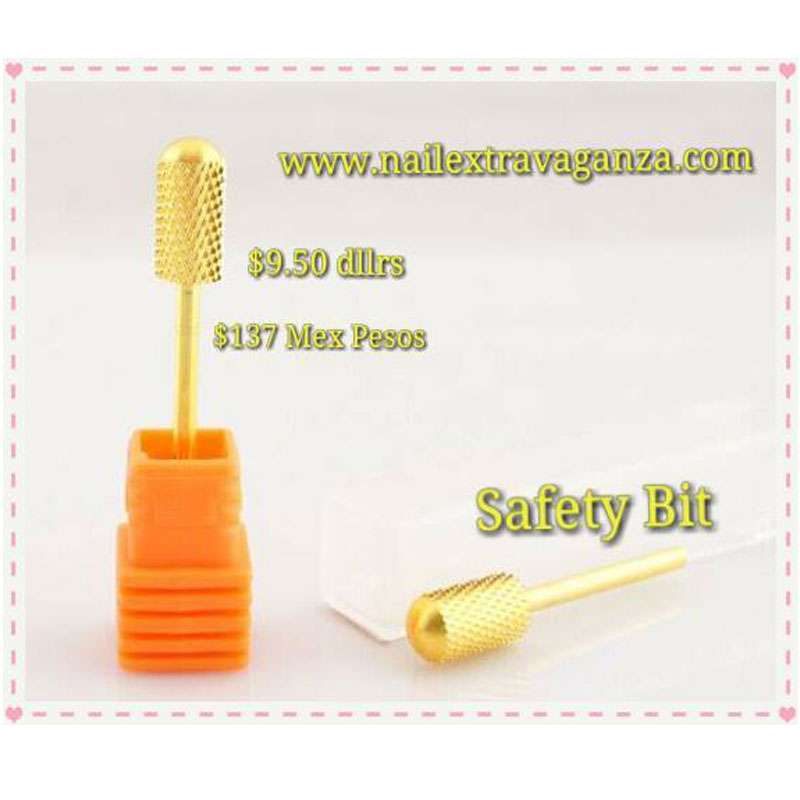 Safety Carbite (Gold) 3/32
