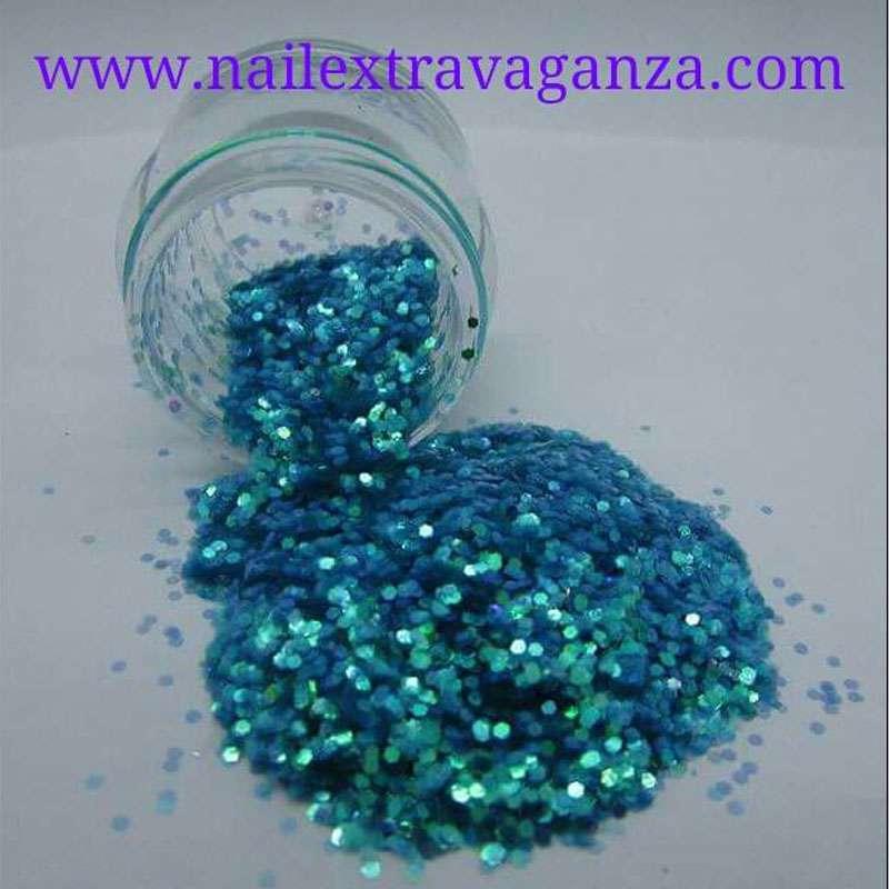 Hexagom Turquoise 1/4oz