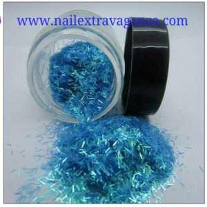 Blue Glitter 1/4 jar