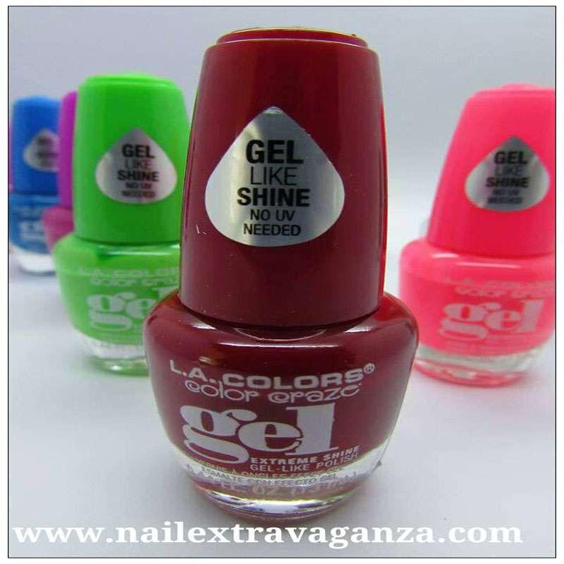 Gel-Like LA Colors (Matchmaker) 15ml