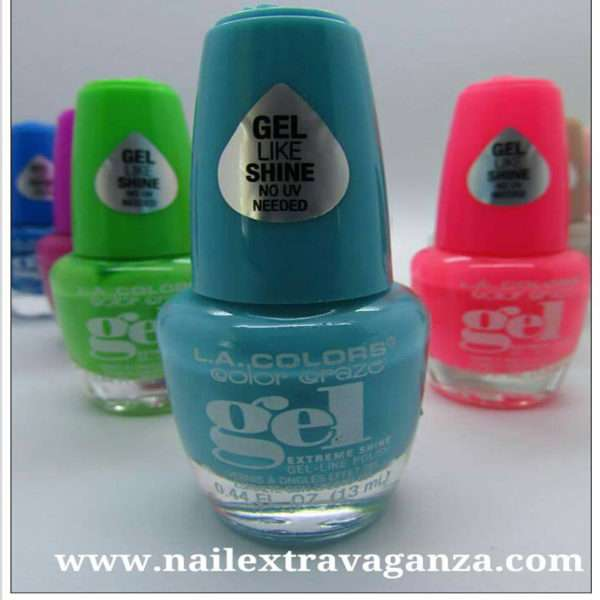 Gel-Like LA Colors (Jammin) 15ml