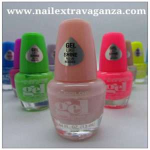 Gel-Like LA Colors (Heart) 15ml