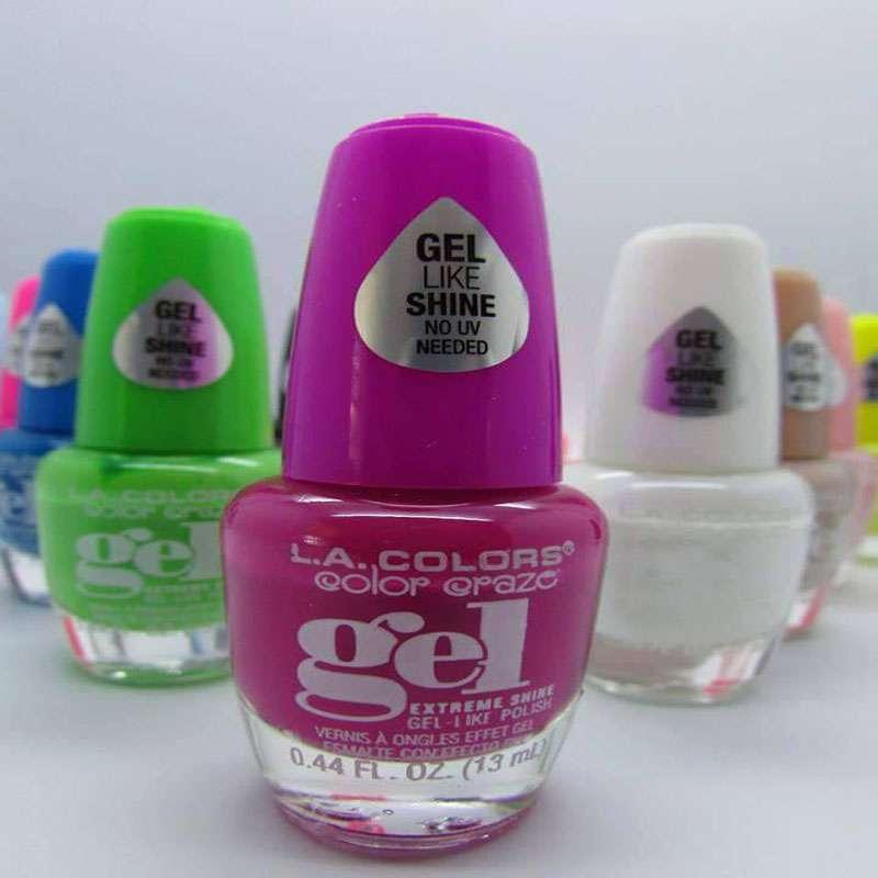 Gel-Like LA Colors (Lush) 15ml