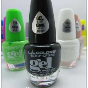 Gel-Like LA Colors (Anarchy) 15ml