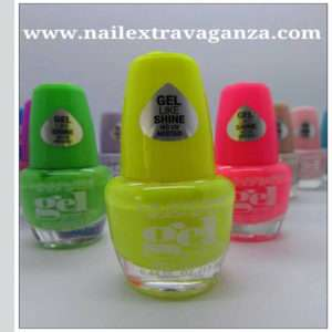 Gel-Like LA Colors (Hooray) 15ml