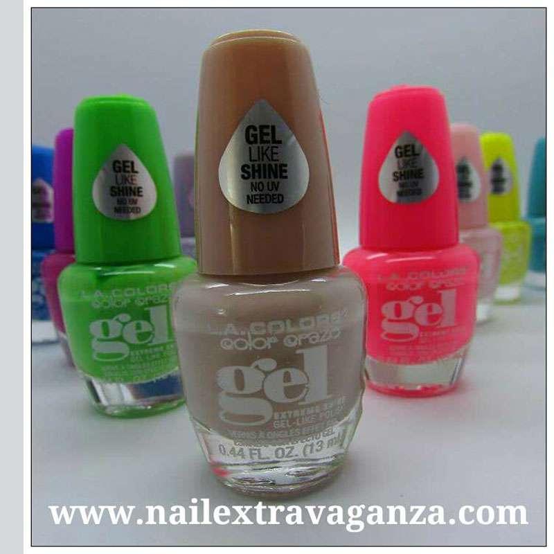Gel-Like LA Colors (Vanilla Late) 15ml