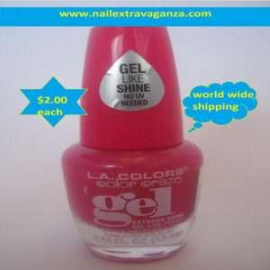 Gel-Like LA Colors (Socialite) 15ml