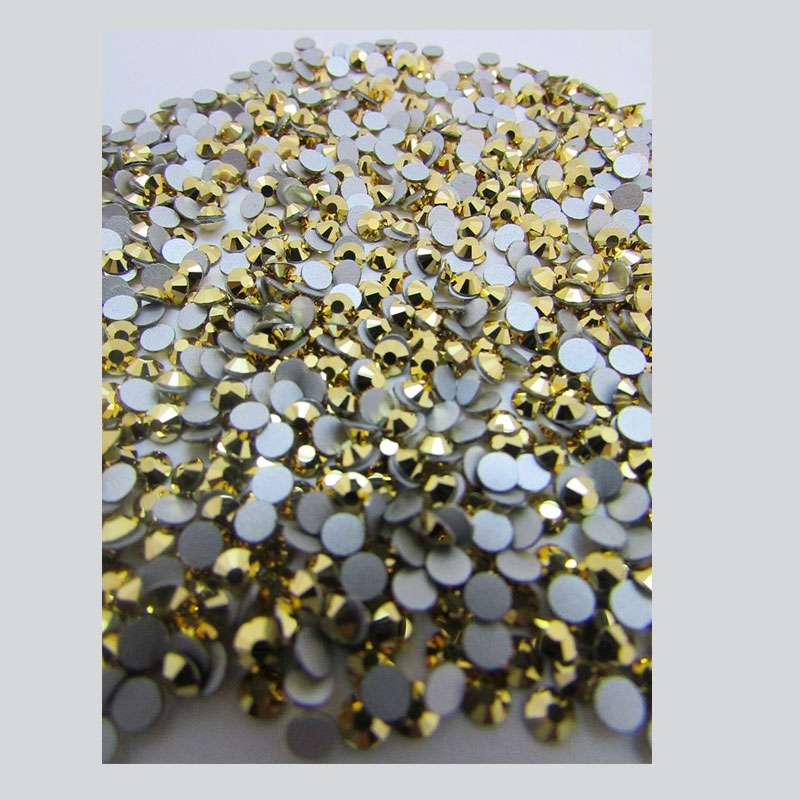 0 Arum Crystals flat back 5mm (1440 pzs) Whole Pack
