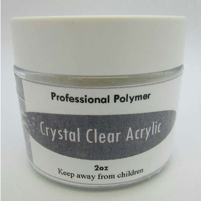 Acrylic Crystal Clear 2oz.